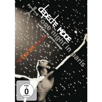 VINYLO.SK | DEPECHE MODE - ONE NIGHT IN PARIS, THE EXCITER TOUR 2001 (A LIVE DVD BY ANTON CORBIJN) [2DVD]