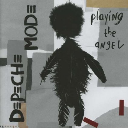 VINYLO.SK | DEPECHE MODE - PLAYING THE ANGEL [CD]