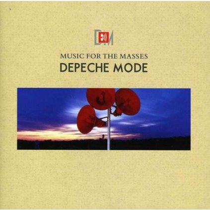 VINYLO.SK | DEPECHE MODE - MUSIC FOR THE MASSES [CD]