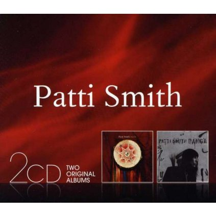 VINYLO.SK | SMITH, PATTI - TWELVE / BANGA [2CD]