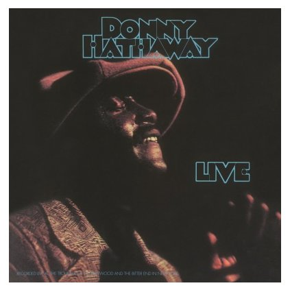 VINYLO.SK | HATHAWAY, DONNY - LIVE (LP)180GR. AUDIOPHILE VINYL