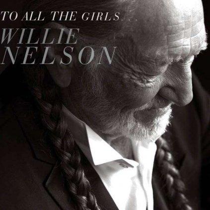 VINYLO.SK | NELSON, WILLIE - TO ALL THE GIRLS... [CD]