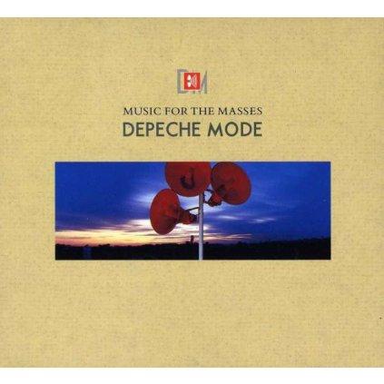 VINYLO.SK | DEPECHE MODE - MUSIC FOR THE MASSES [CD + DVD]