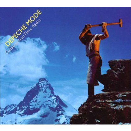 VINYLO.SK | DEPECHE MODE - CONSTRUCTION TIME AGAIN [2CD]