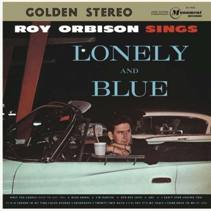 VINYLO.SK | ORBISON, ROY - SINGS LONELY AND BLUE [LP]