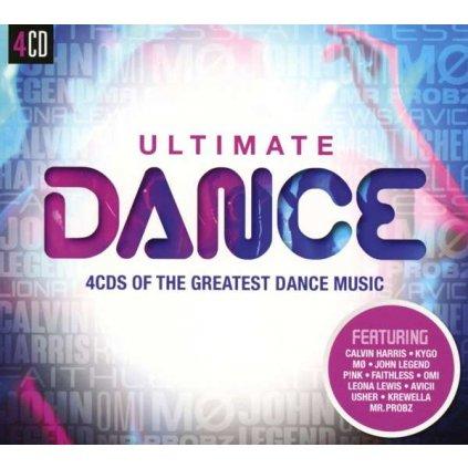 VINYLO.SK   Rôzni interpreti - ULTIMATE... DANCE [4CD]