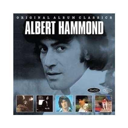 VINYLO.SK | HAMMOND, ALBERT - ORIGINAL ALBUM CLASSICS [5CD]