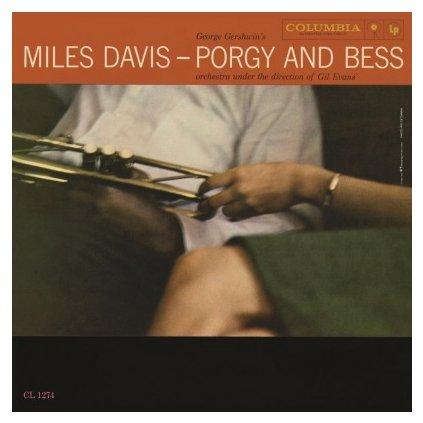 VINYLO.SK | DAVIS, MILES - PORGY & BESS (LP)180GR. AUDIOPHILE VINYL