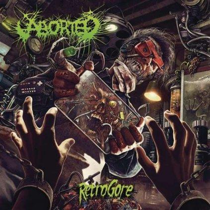VINYLO.SK | ABORTED - RETROGORE [CD]