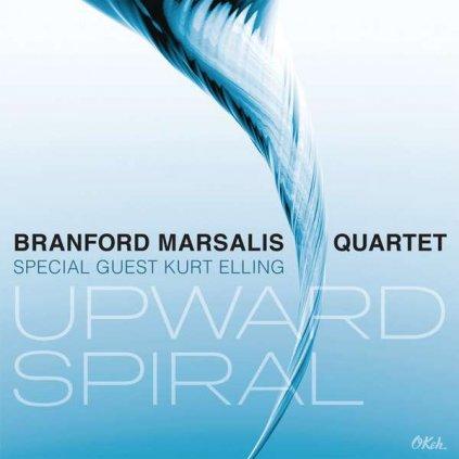 VINYLO.SK | MARSALIS, BRANFORD -QUARTET- - UPWARD SPIRAL [CD]