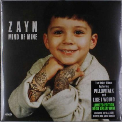 VINYLO.SK | ZAYN - MIND OF MINE / Deluxe [2LP]
