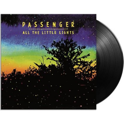 VINYLO.SK | PASSENGER - ALL THE LITTLE LIGHTS [2LP] 180g VINYL / DELUXE GATEFOLD SLEEVE / 8PG. BOOKLET