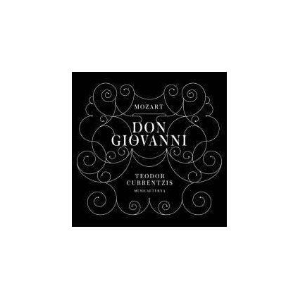 VINYLO.SK | MOZART, W.A. - DON GIOVANNI -2- [3CD]