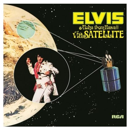 VINYLO.SK | PRESLEY, ELVIS - ALOHA FROM HAWAII VIA SATELLITE/THE ALTERNATE ALOHA (4LP).. SATELLITE/THE ALTERNATE ALOHA / DELUXE 4LP SET