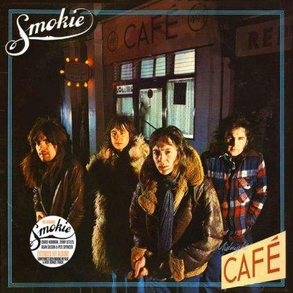 VINYLO.SK | SMOKIE - MIDNIGHT CAFE [CD]