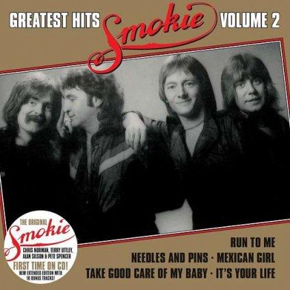VINYLO.SK | SMOKIE - GREATEST HITS 2 / Extended [CD]