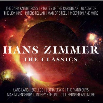 VINYLO.SK | ZIMMER, HANS - THE CLASSICS [CD]