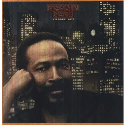 VINYLO.SK | GAYE MARVIN - MIDNIGHT LOVE [LP] 180g AUDIOPHILE VINYL / INCL. INSERT
