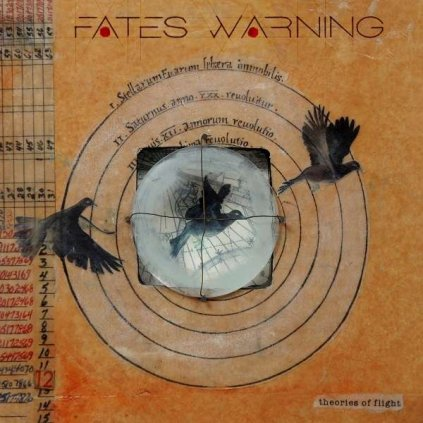 VINYLO.SK | FATES WARNING - THEORIES OF FLIGHT [CD]