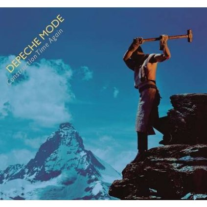 VINYLO.SK | DEPECHE MODE - CONSTRUCTION TIME AGAIN [LP]