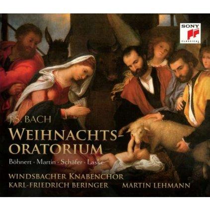 VINYLO.SK | BACH, J.S. - WEIHNACHTSORATORIUM BWV248 [2CD]