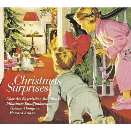VINYLO.SK | ARMAN, HOWARD - CHRISTMAS SURPRISES [CD]