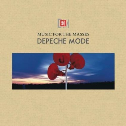 VINYLO.SK | DEPECHE MODE - MUSIC FOR THE MASSES [LP]