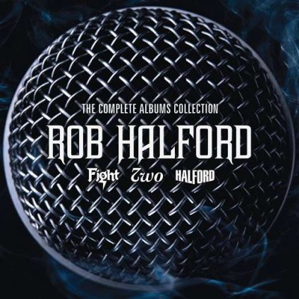 VINYLO.SK | HALFORD, ROB - THE COMPLETE ALBUMS COLLECTION [14CD]
