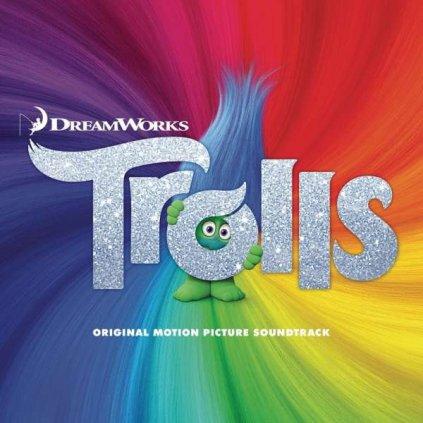 VINYLO.SK   OST - TROLLS [CD]