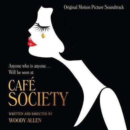 VINYLO.SK   OST - CAFE SOCIETY [CD]