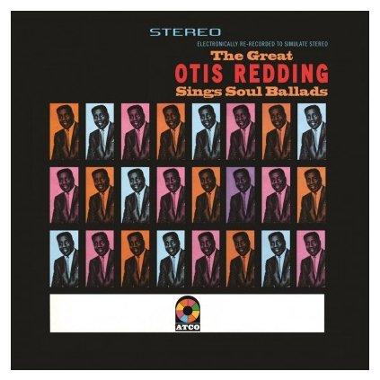VINYLO.SK | REDDING, OTIS - SINGS SOUL BALLADS (LP)180 GRAM AUDIOPHILE VINYL
