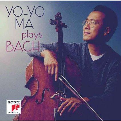 VINYLO.SK | MA, YO-YO - PLAYS BACH [CD]