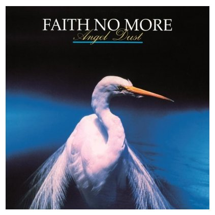 VINYLO.SK | FAITH NO MORE - ANGEL DUST (2LP)180GR. AUDIOPHILE VINYL