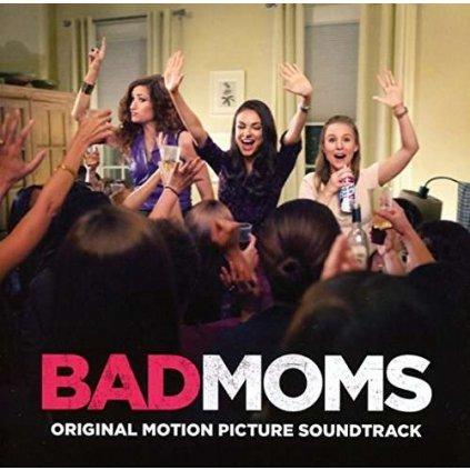 VINYLO.SK | OST - BAD MOMS [CD]