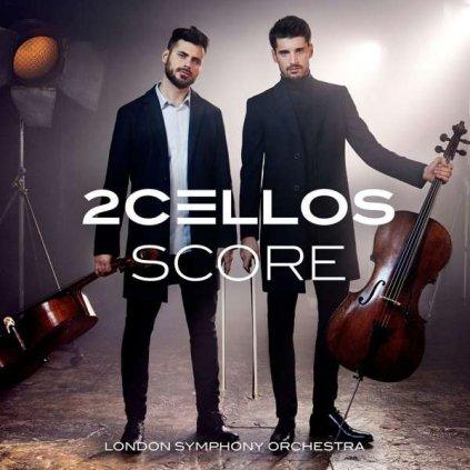 VINYLO.SK | TWO CELLOS - SCORE [CD]