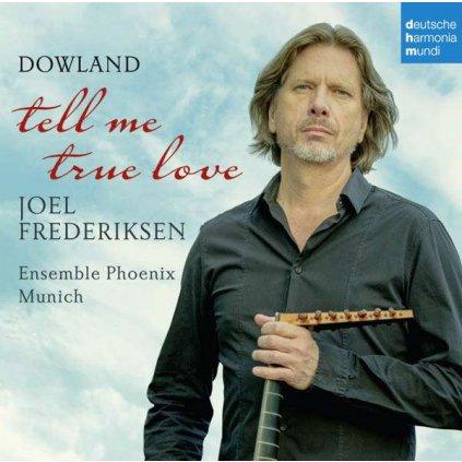 VINYLO.SK | FREDERIKSEN, JOEL - TELL ME TRUE LOVE [CD]