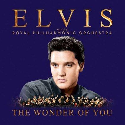 VINYLO.SK   PRESLEY, ELVIS - THE WONDER OF YOU [CD]