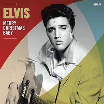 VINYLO.SK   PRESLEY, ELVIS - MERRY CHRISTMAS BABY [LP]
