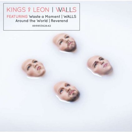 VINYLO.SK | KINGS OF LEON - WALLS [LP]