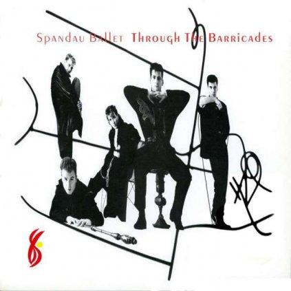 VINYLO.SK | SPANDAU BALLET - THROUGH THE BARRICADES / HQ [LP]