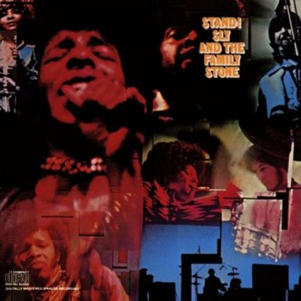 VINYLO.SK | SLY & THE FAMILY STONE - STAND! [LP]