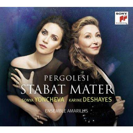 VINYLO.SK | PERGOLESI, G.B. - STABAT MATER [CD]