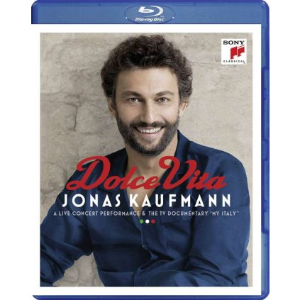 VINYLO.SK | KAUFMANN, JONAS - DOLCE VITA [Blu-Ray]