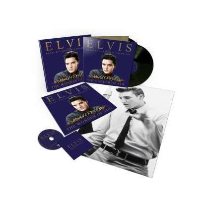 VINYLO.SK   PRESLEY, ELVIS - THE WONDER OF YOU / Deluxe [3LP]