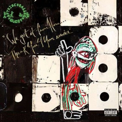 VINYLO.SK | A TRIBE CALLED QUEST - WE GOT IT FROM HERE… THANK YOU 4 YOUR SERVICE [2LP]
