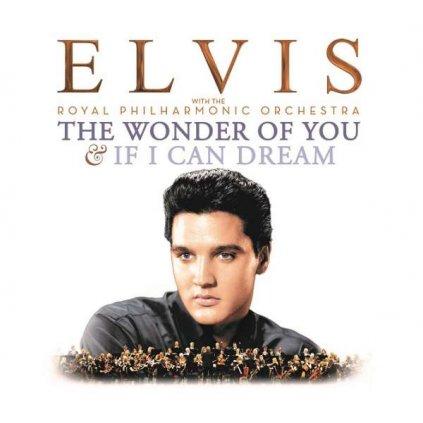 VINYLO.SK | PRESLEY, ELVIS - WONDER OF YOU & IF I CAN DREAM [2CD]