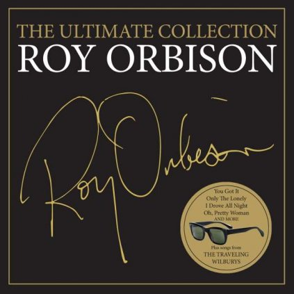 VINYLO.SK | ORBISON, ROY - THE ULTIMATE COLLECTION [CD]