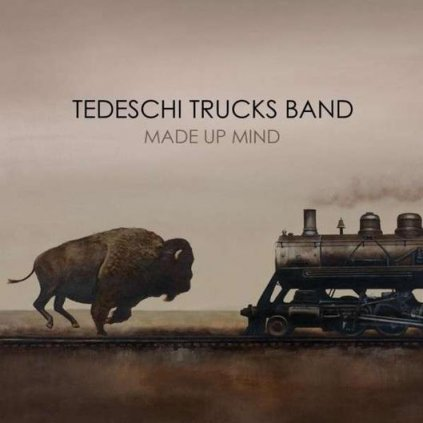 VINYLO.SK | TEDESCHI TRUCKS BAND - MADE UP MIND [2LP] 180g VINYL / INSERT / GATEFOLD SLEEVE