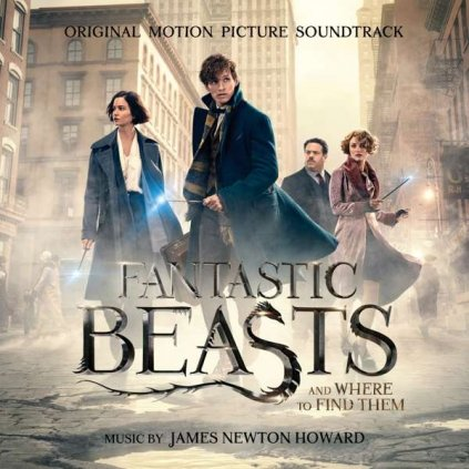 VINYLO.SK | OST - FANTASTIC BEASTS AND WHERE TO FIND THEM (ORIGINAL MOTION PICTURE SOUNDTRACK) [CD]