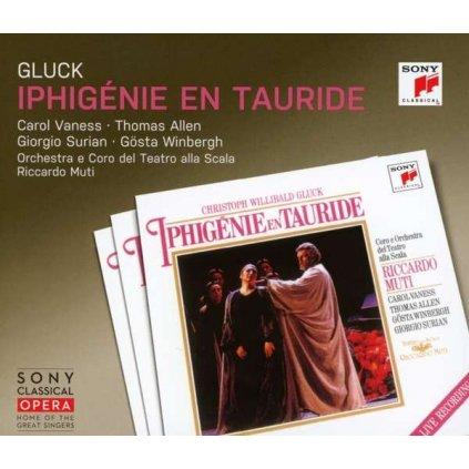 VINYLO.SK | GLUCK, C.W. - IPHIGENIE EN TAURIDE [2CD]